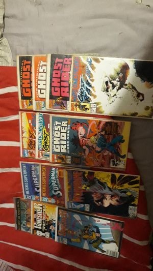 Dc/ marvel comics for Sale in Kenneth City, FL