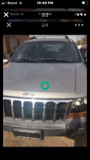 2002 JEEP GRAND CHEROKEE - parting out! What parts do you need? for Sale in Las Vegas, NV