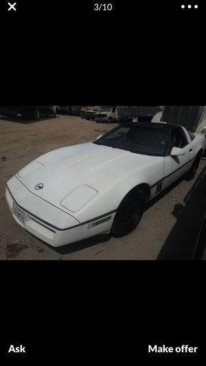 1989 Chevy corvette c4 for Sale in Chula Vista, CA