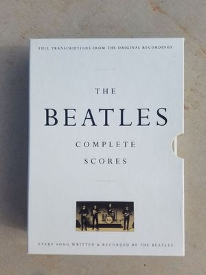 The Beatles Complete Scores for Sale in Laveen Village, AZ
