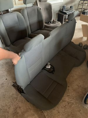 Ram seats wholes set for Sale in Channelview, TX