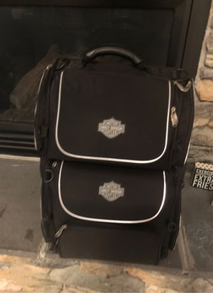Harley Davidson luggage for Sale in Easton, MD
