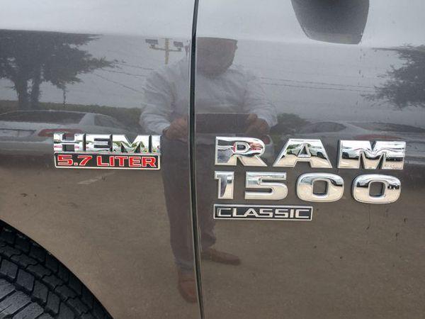 2019 Ram 1500 Classic Crew Cab