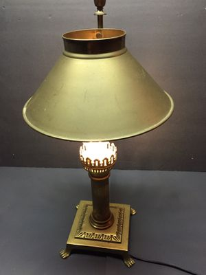 Antique Brass Lamp for Sale in Salem, OR