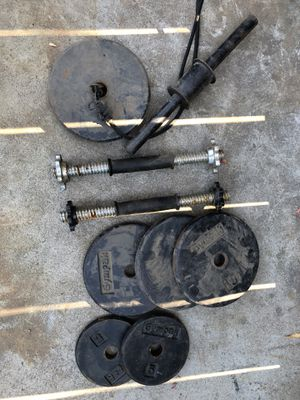 Standard weights for Sale in Modesto, CA