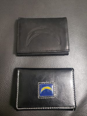 Chargers wallets for Sale in Henderson, NV
