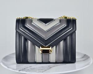 Black and Silver Color Block Whitney Purse Crossbody Bag for Sale in Bonita, CA