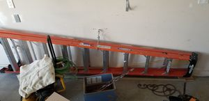 Werner 10' ladder (+3 more gor sale) for Sale in Las Vegas, NV