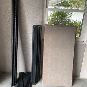 2 Metal Frame Garage Shelving for Sale in Hudson, FL