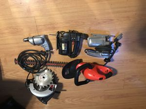 Power tools for Sale in Tacoma, WA