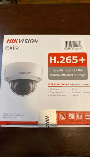 Brand new Hikvision IP Camera for Sale in New York, NY