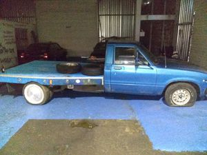 1983 toyota dually flatbed truck, runs and drives,$1500, title in hand. Contact sammy{contact info removed} for Sale in Baltimore, MD