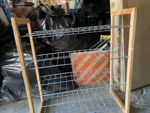Shoe rack for Sale in Bakersfield, CA