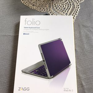 Folio For IPad Air - Never Used for Sale in Charlotte, NC