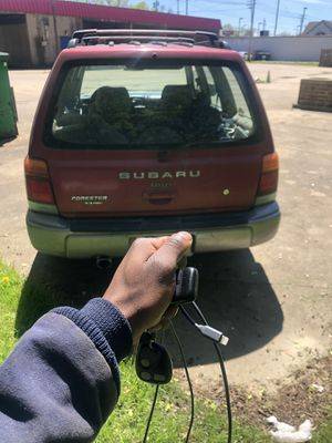 1998 Subaru Forester for Sale in Cleveland, OH