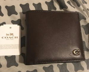 Coach wallet for Sale in Gardena, CA