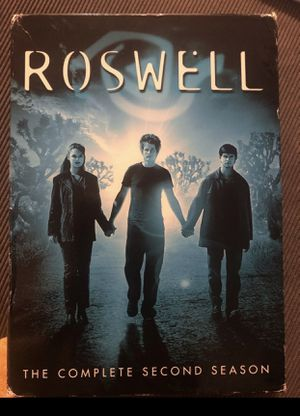 DVD- ROSWELL- season 2 complete for Sale in Tamarac, FL