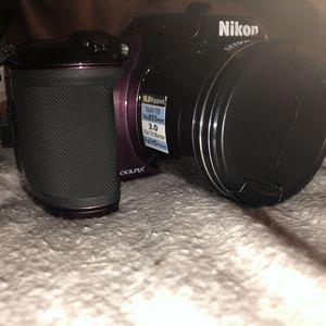 Nikon Coolpix L840 Digital Camera + Carrier Bag w/ adj. strap - 4.0-152mm for Sale in Round Rock, TX