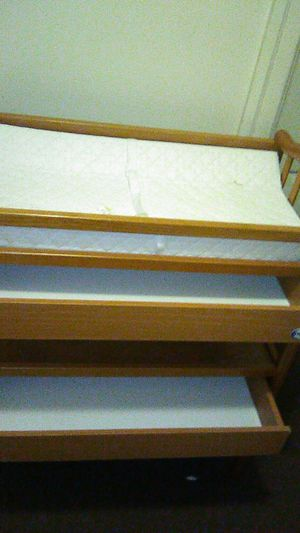 Baby Changing table for Sale in Camden, NJ