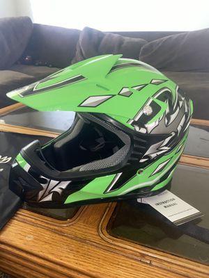 Typhoon Lime Helmet for Sale in Bakersfield, CA