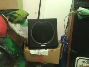 Polk audio subwoofer for Sale in Murray, UT
