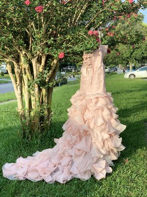 Blushing Bride wedding dress for Sale in Jacksonville, FL