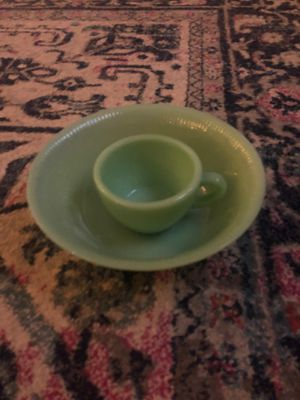 Jadeite Mug & Bowl for Sale in Oak Forest, IL