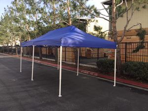 EASY POP UP 10X20FT CANOPY TENT Available in different Colors for Sale in Chino, CA