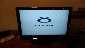 Olevia tv for Sale in Irving, TX