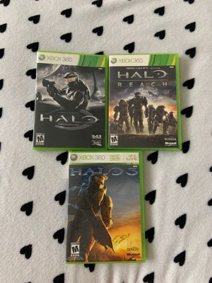 Halo Games | Xbox 360 for Sale in Baldwin Park, CA