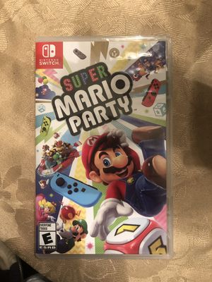 Super Mario party for Sale in Annandale, VA