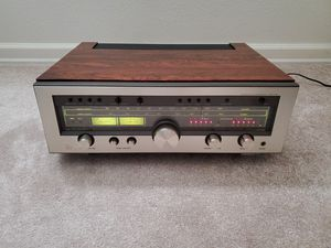 Luxman R-1050 Receiver, Beautiful Working Condition, Original Box, Manual & Paperwork for Sale in Edmonds, WA