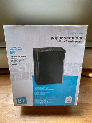Paper shredder for Sale in Cheshire, CT