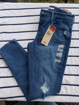 Levis Super Skinny Jeans for Sale in San Diego, CA