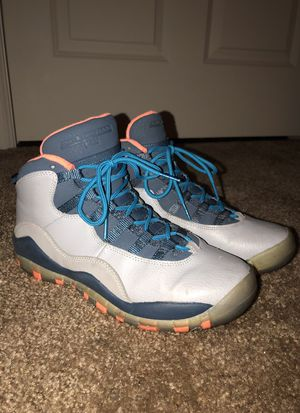 Retro Jordan Bobcat 10s Sz 6.5 boys for Sale in West Valley City, UT
