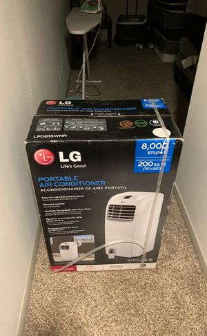 Air conditioner, LG for Sale in Atlanta, GA