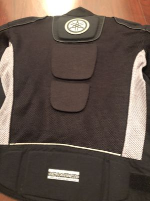 Yamaha Padded Motorcycle Jacket for Sale in Orlando, FL