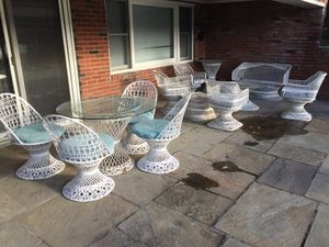 Outdoor furniture 13 pieces for Sale in Scarsdale, NY