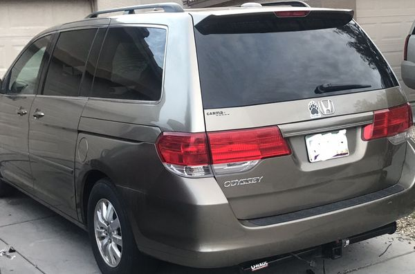 2008 Honda Odyssey EX-L. *parting out or selling entire van as is*