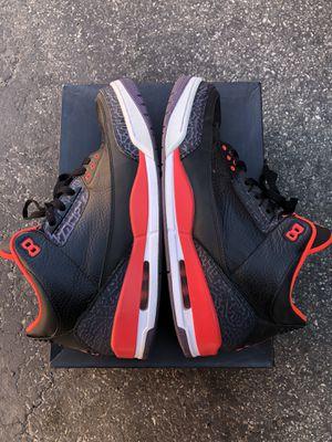 Jordans Retro 3's for Sale in Wilmington, CA