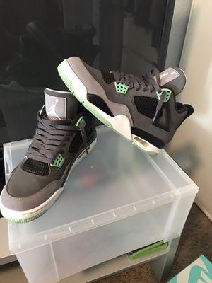 "Air Jordan 4 ""Green Glows"" for Sale in Pittsburg, CA"