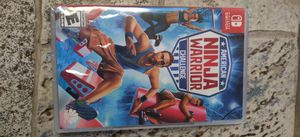 Nintendo Switch American Ninja Warrior New for Sale in Anaheim, CA