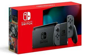 Nintendo Switch with Gray Joy-Con for Sale in Orlando, FL