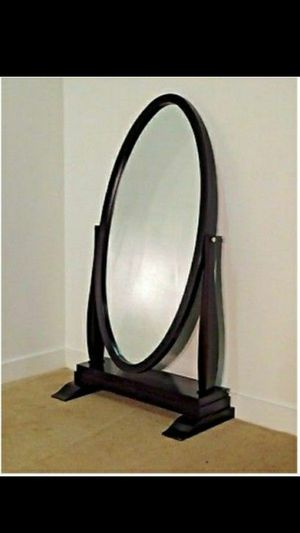 Baker Mahogony Cheval Standing Mirror for Sale in New York, NY