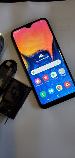 Samsung Galaxy A10e With Excellent Condition, Just like New. for Sale in Springfield, VA