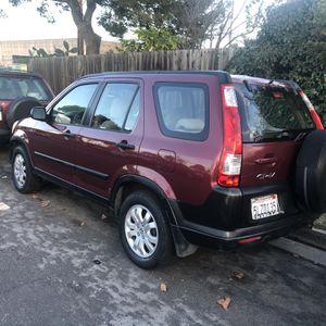 2005 Honda Crv for Sale in Redwood City, CA