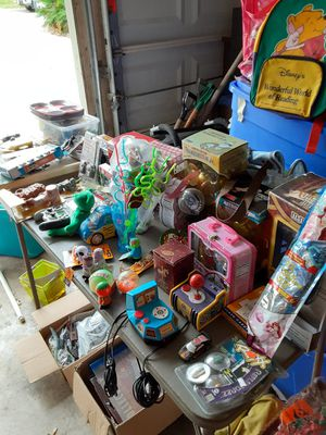 Vintage toys and other vintage collectibles for Sale in San Antonio, TX