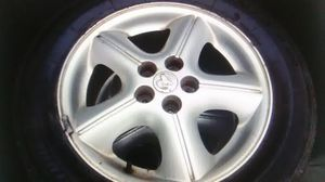 Dodge Stratus rims and tires for Sale in Burlington, NJ
