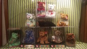 10 Beanie babies for Sale in Columbia, MO