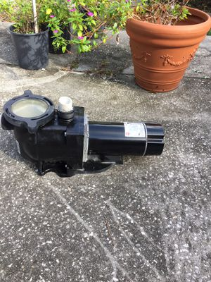Pool pump for Sale in Tampa, FL